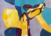 Guernica foot