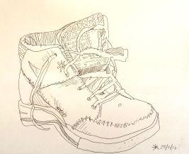 Just my MDQsurf shoes.